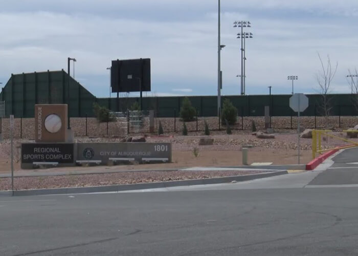 Albuquerque sports complex renamed after Jennifer Riordan