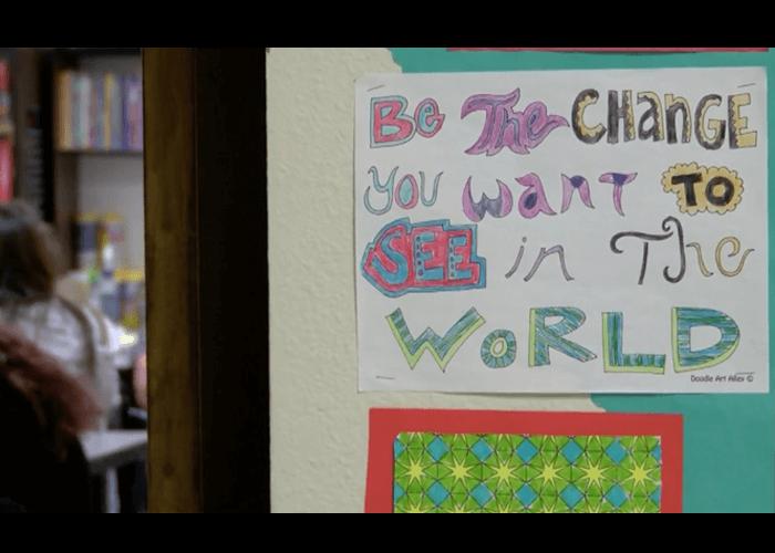 Local kids inspired to be kind through app honoring Jennifer Riordan