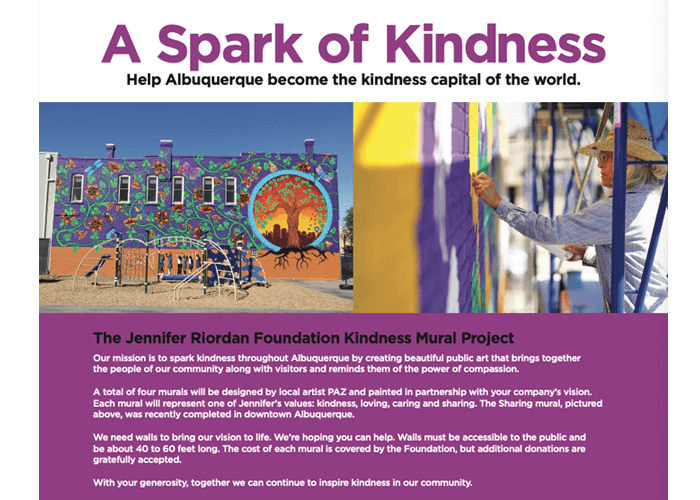 A Spark of Kindness
