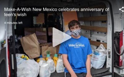 Make A Wish Day 2021